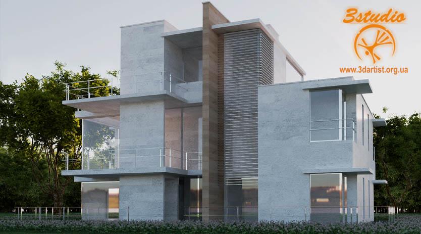 architectural rendering 3dart